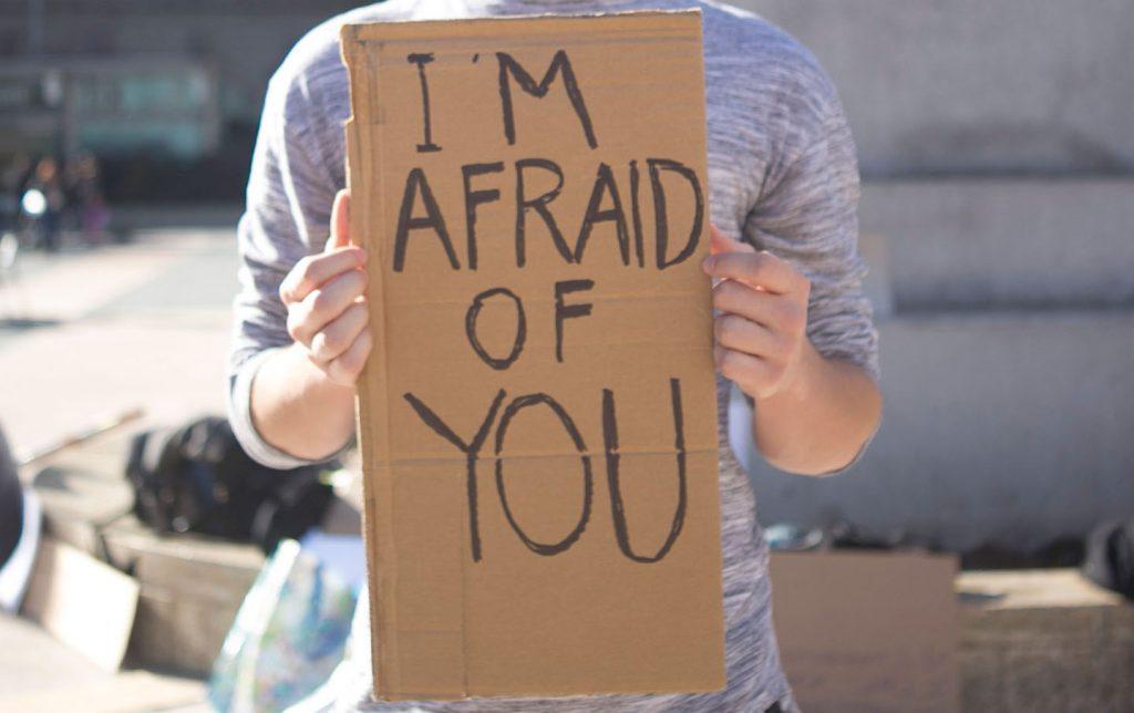 Paley's Story: I'm Afraid Of You