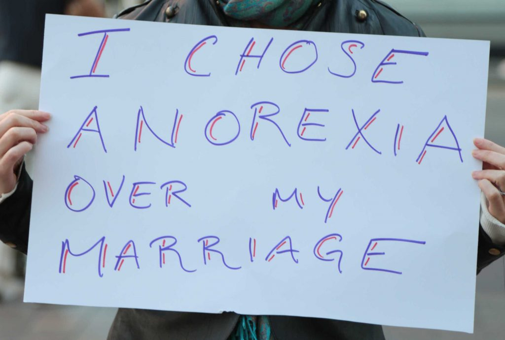 Candice's Story: I Chose Anorexia Over My Marriage